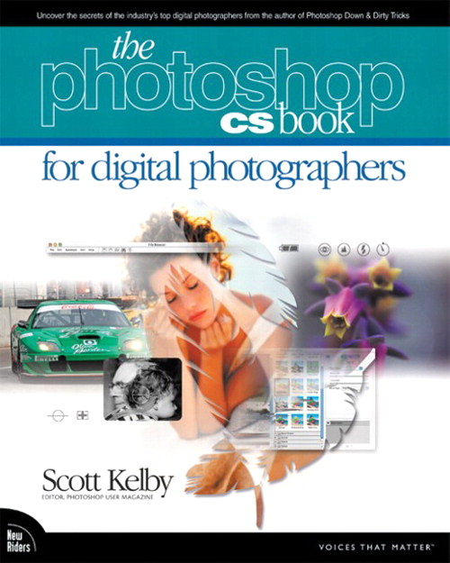 Adobe Photoshop CS Book for Digital Photographers, The