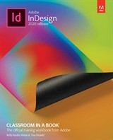 Adobe InDesign Classroom in a Book (2020 release)